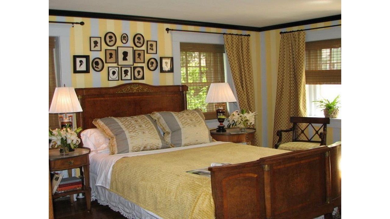 Kamar Tidur Pribadi Sederhana