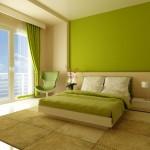 Kamar Tidur Minimalis Karpet